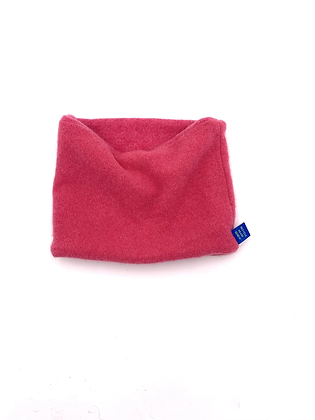 Pink Small Cashmere Neck Warmer