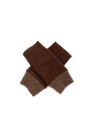 Brown Fuzzy Brown