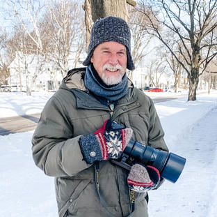 I wore my new Hawkeye mittens for about 90 minutes tonight whilefollowing localowls. It was 10 degrees. They are super warm! Jeff, IL