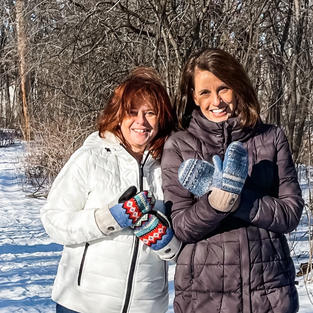 I truly wish everyone would buy a pair of mittens from LucyBlue. They are the warmest mittens xi have ever had, and one pair is more adorable than the other. They are the finest quality and last forever. We need more local businesses like LucyBlue. Glenda, IL