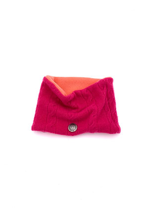 Small Hot Pink/Coral