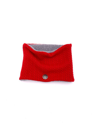 Small Red/Grey