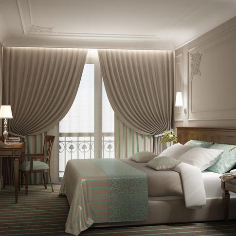 ICON ISTANBUL HOTEL Oda c1-3D.jpg