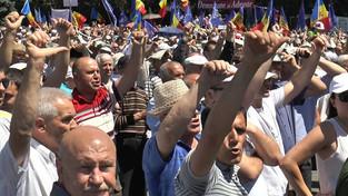 Шило на мыло. О протестах в Кишиневе