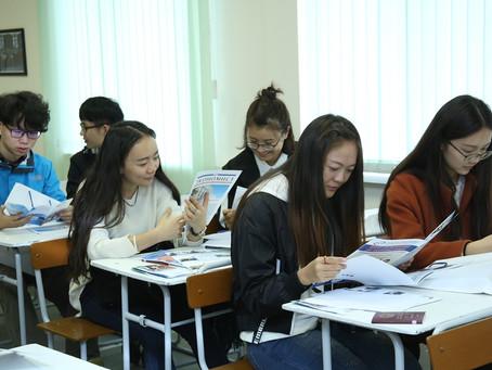 МГУ провёл в Китае занятия для русистов и представил программы школьникам, изучающим русский язык
