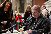 Cityread London: Ben Aaronovitch