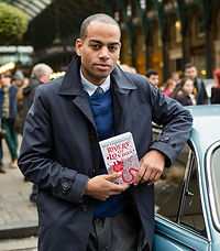 Cityread London: Rivers of London, Doc Brown aka Ben Bailey Smith