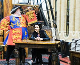 Cityread London: Golden Hinde