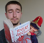 Cityread London: Rivers of London