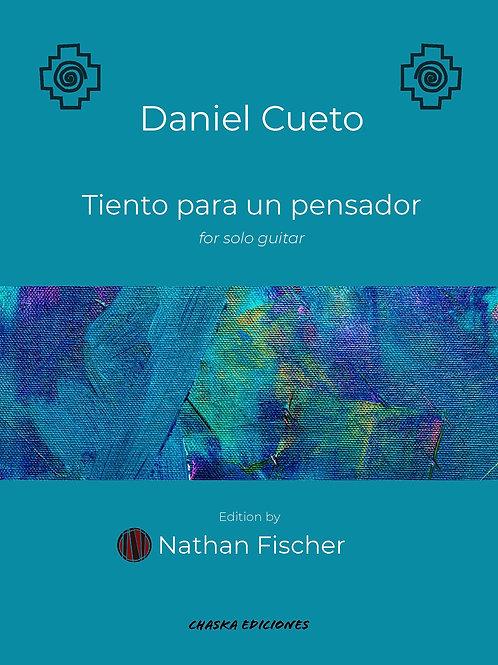 Tiento para un pensador by Daniel Cueto