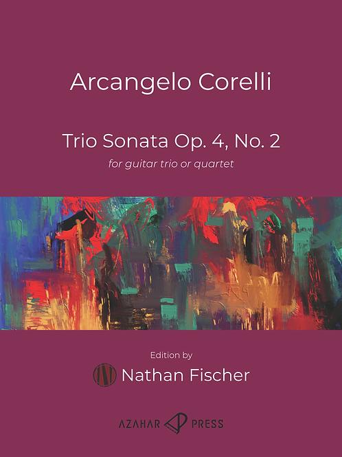 Trio Sonata Op. 4, No. 2