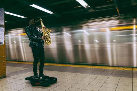 El Viaje Musical - Nueva York, Estambul - Autor Danilo Acosta - Dimensiones 5184x3456 - Añ