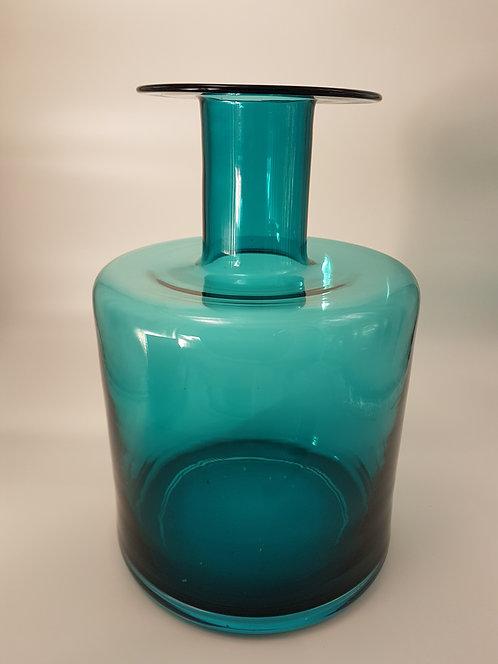 Vase Pacific bleu