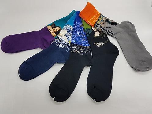 lot 5 paires chaussettes homme