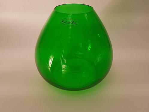 Vase Bella vert bulle