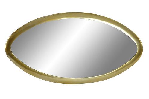 Miroir Aluminium Doré