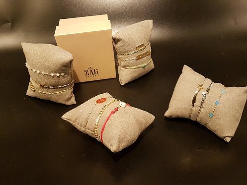 Coffret 3 Bracelet Femme Zag