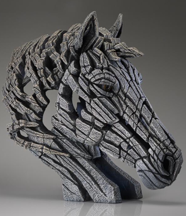 Tete cheval argile