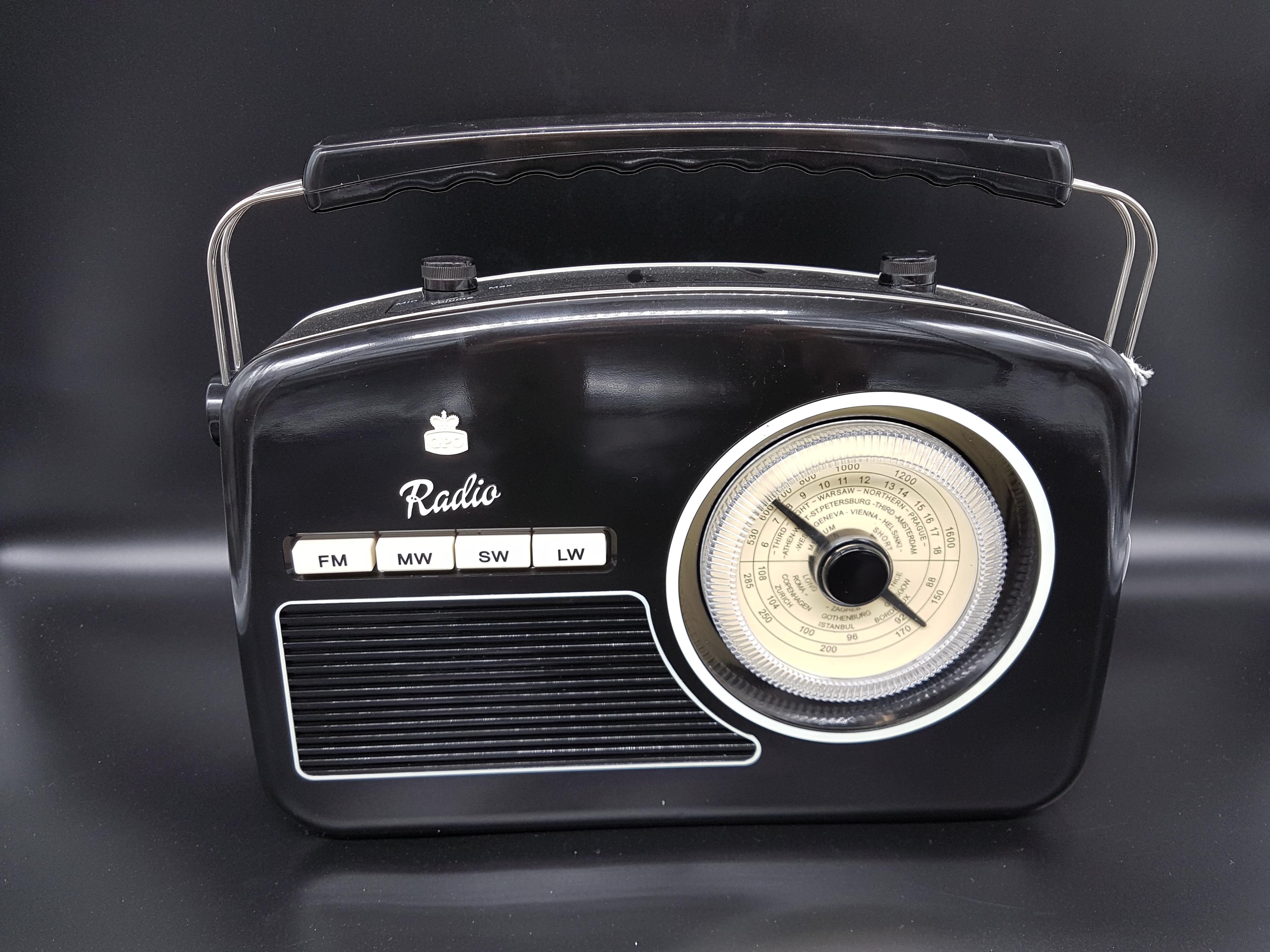 Radio vintage rydell