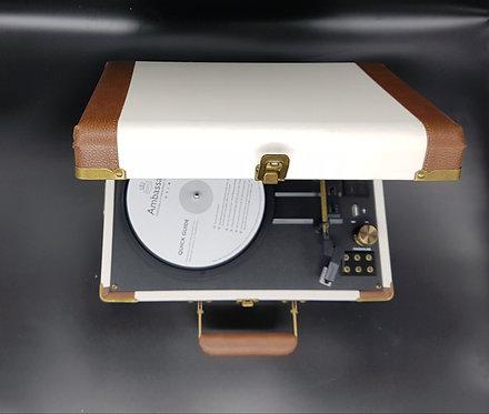 platine vintage malette