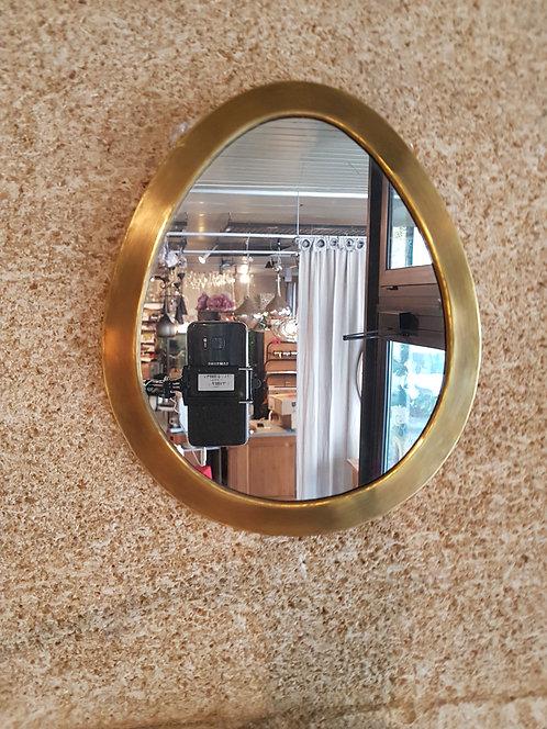 Miroir laiton cuivré