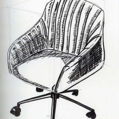 Office Chair - Pen