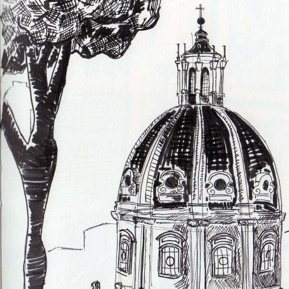 Il Duomo - Pen