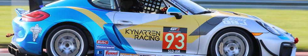 Kynarren Racing GT4 EVO MR