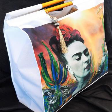 Cabas Frida 30€