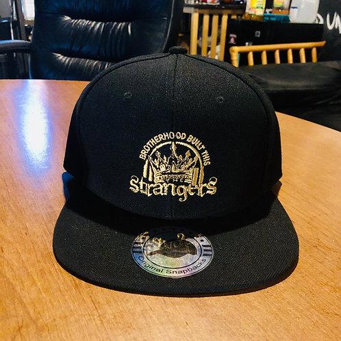 """Brotherhood Built This"" Snapback Hat"