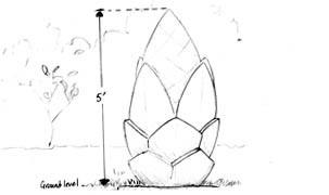 James Boyd selected to create public art for Fredericton Botanic Garden