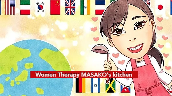 Women Therapy MASAKO's kitchen.jpg