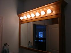 Custom Vanity Light