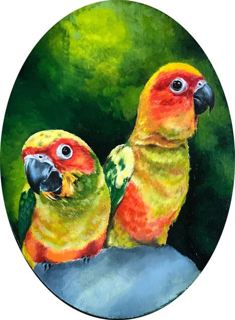 Marvin & Olive