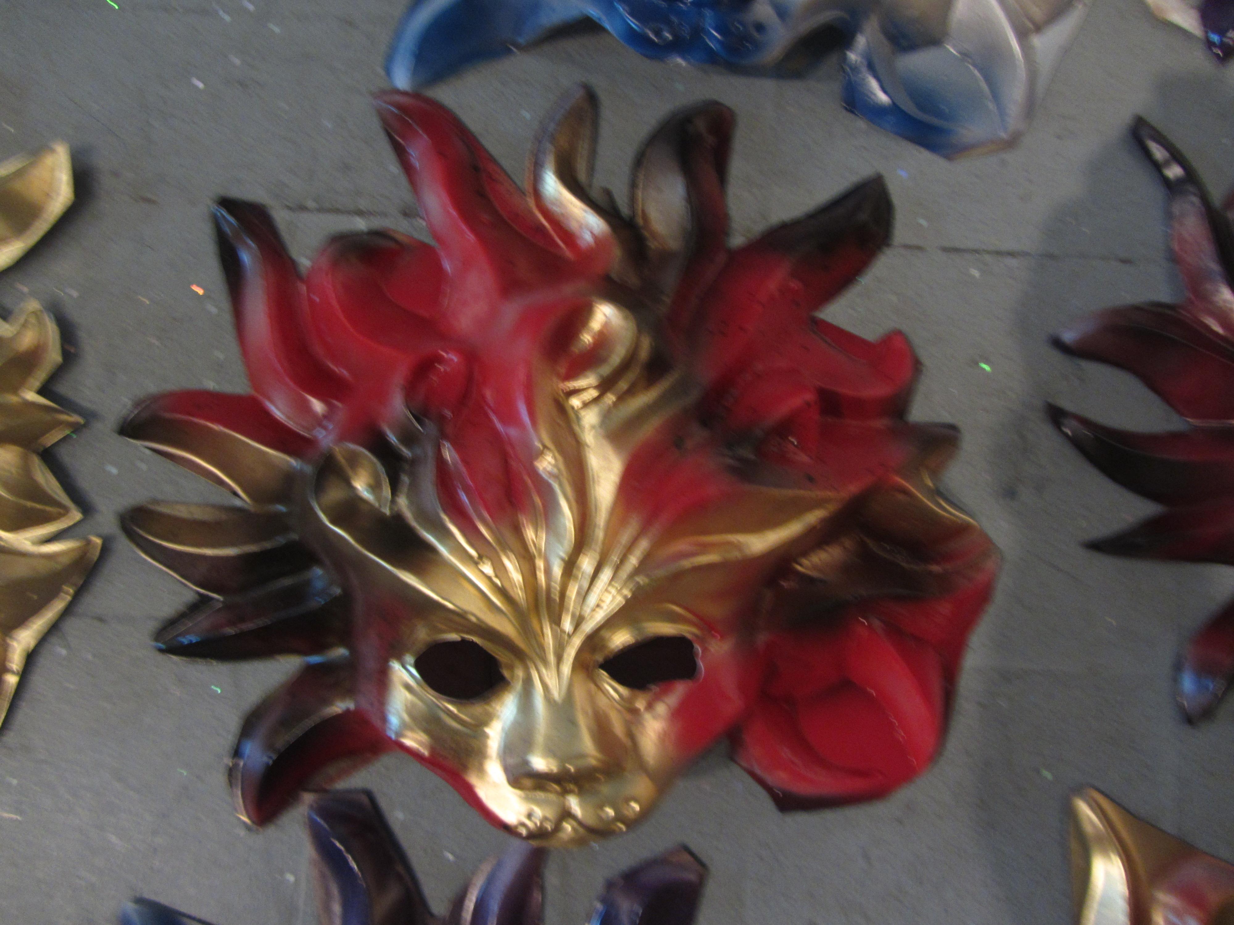 80 masks
