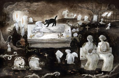 貓咪醫生的萬聖節 之二