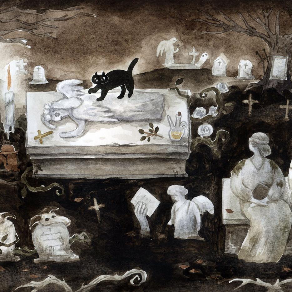 貓咪醫生的萬聖節 Dr. Cat