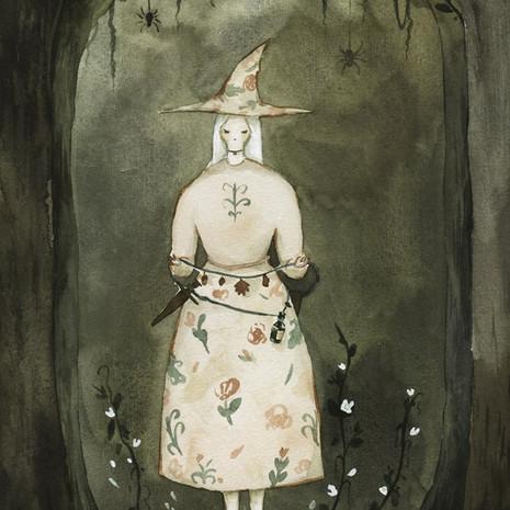 大地女巫 The witch of nature