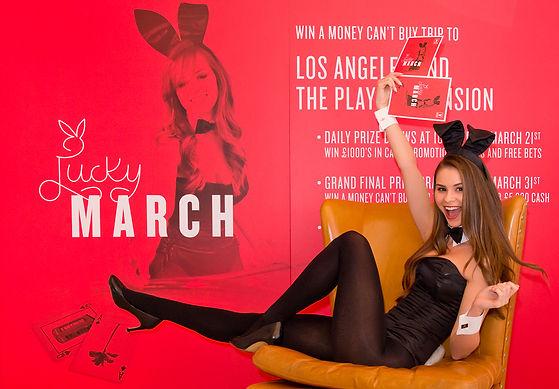 Lucky March 2016_Playboy Club London_Pau