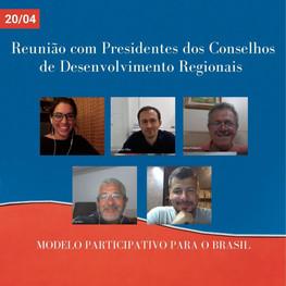 Reunião com Presidentes