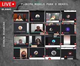 SOCIEDADE de Florianópolis unida e participando pela Lei 10.461/2018!