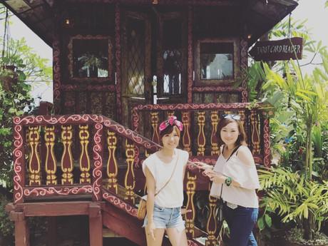 Baliでビューティ