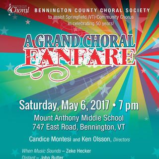 A Grand Choral Fanfare