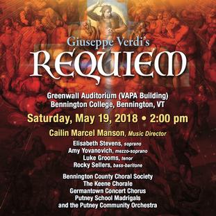 Giuseppe Verdi's Requiem