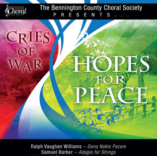 Cries of War, Hopes for Peace