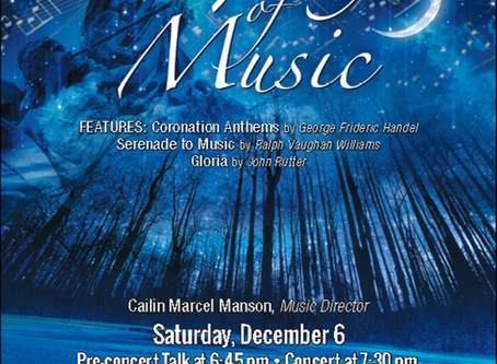 Our December 2014 Concert!