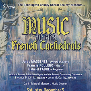 Music of the French Cathedrals