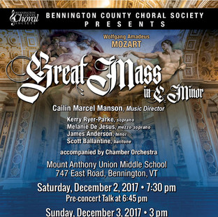 Mozart Great Mass in C Minor