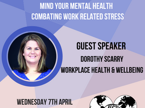 BPW Galway: Webinar Combating Work Related Stress