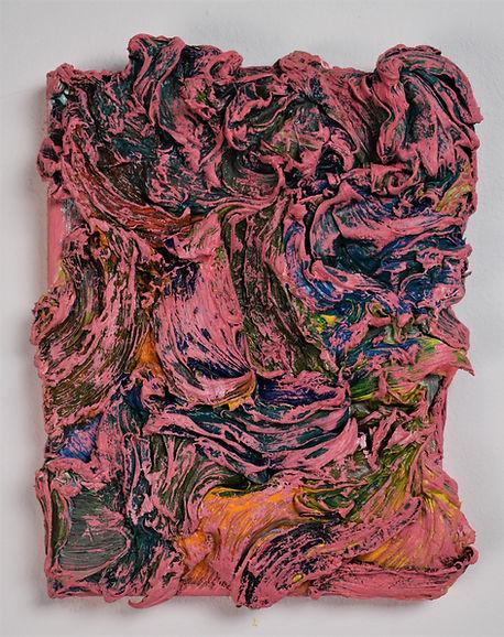 Julia Sossinka, under the surface XIII, 2019, oil on canvas, 20 x 17 cm.jpg